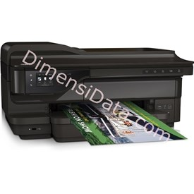 Jual Printer HP Officejet 7612 Wide-Format e-All-in-One [G1X85A]